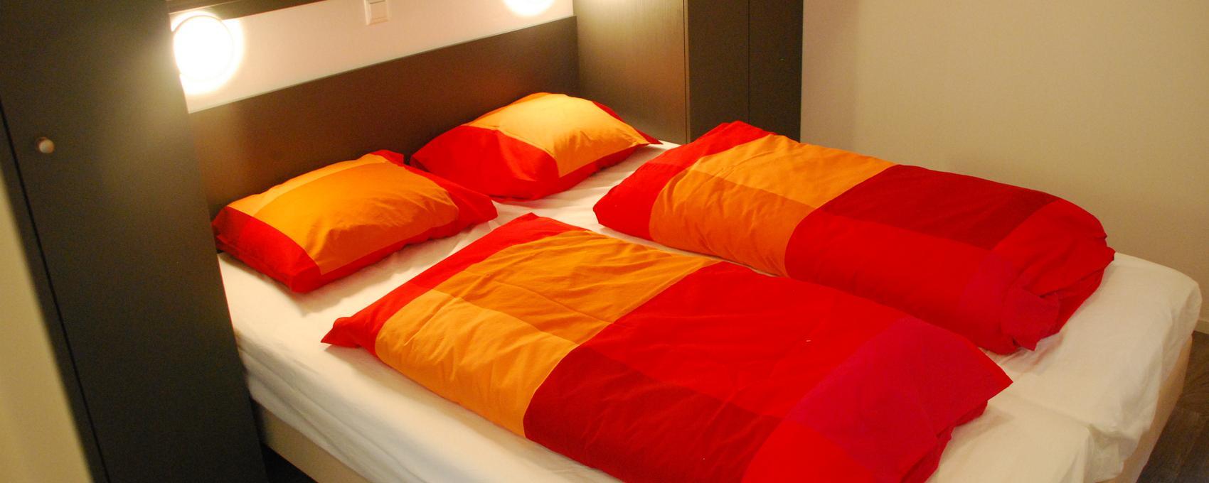 Chalet met meerdere slaapkamers.